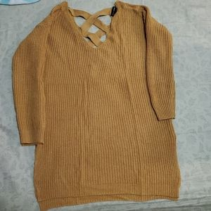 3/$25 Ambiance Apparel Knitted Sweater